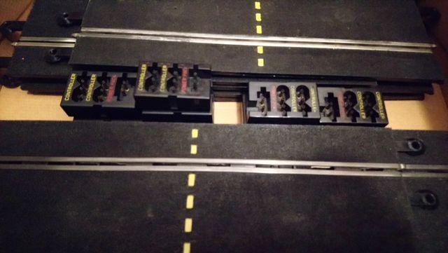 rectas de conexión Scalextric