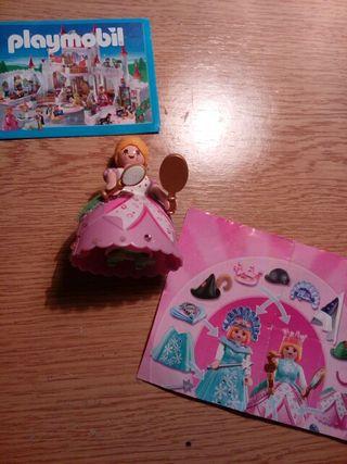 Princesa Playmobil