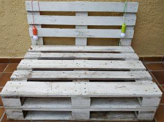 sofá/ sillón palets