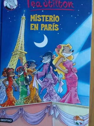 Tea Stilton: Misterio en París