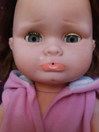 muñeca pucheritos año 60 70