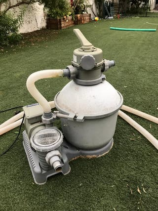 filtro de arena piscina 3000l
