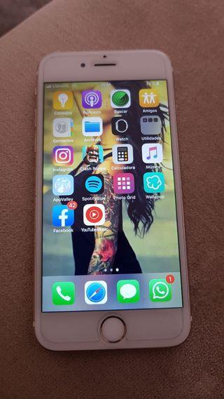 Iphone 6s con caja