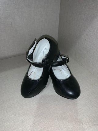 7cf1da44173 Zapatos flamenco de segunda mano en WALLAPOP