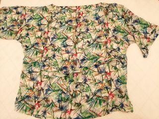 Blusa fresca gasa