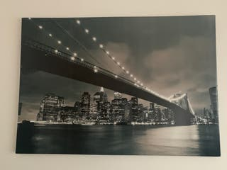 Cuadro grande nueva york