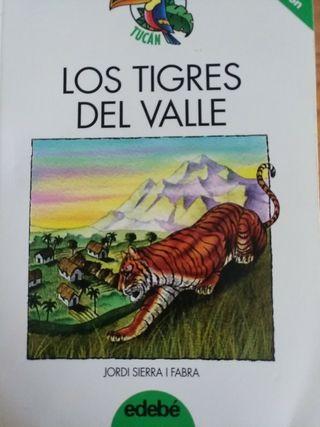 Los Tigres del valle - Jordi Sierra