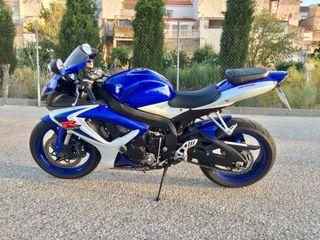 Suzuki Gsx-r 600 k6