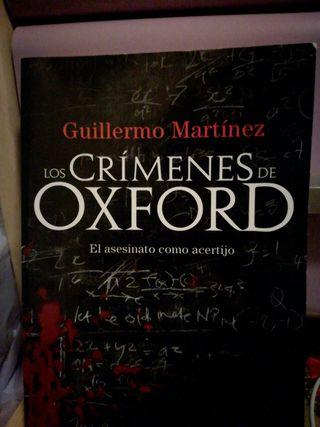 Los crimenes de oxford