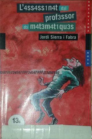 L'asasinat del profesor de matematiques