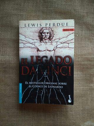 3x2 El legado Da Vinci. Libro