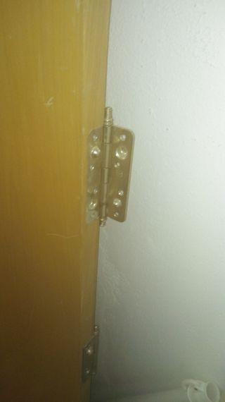 puerta de entrada blindada de 90