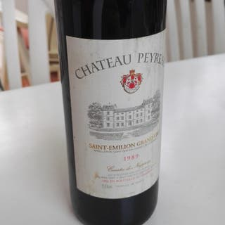 Chauteau Peyreau 1989