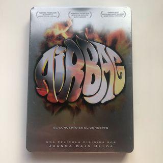 Airbag steelbook dvd