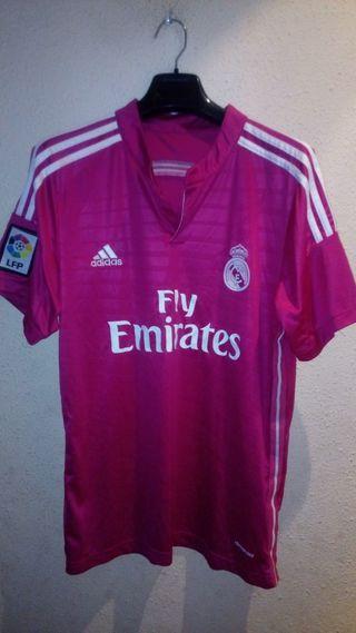 camiseta real Madrid James