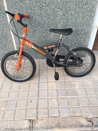 Bicicleta injusa force 14 pulgadas