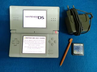Consola Nintendo DS Lite (blanca)