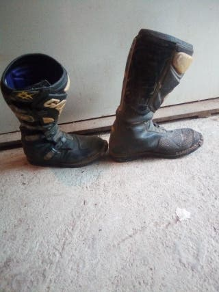 bottes de moto cross