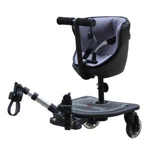 patinete más asiento para coche de paseo