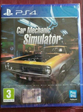 Car Mechanic Simulator PS4 de segunda mano por 20 € en Madrid en