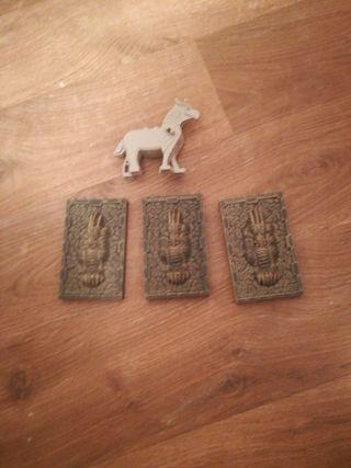 piezas lego 6 piezas