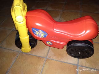 Moto Toy Story 4 correpasillos