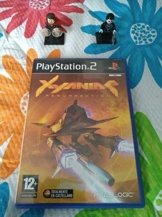 Xyanide:Resurrection PS2