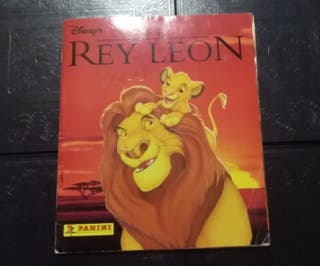 Album El Rey Leon