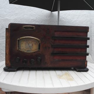 Radio coleccion años 20/30