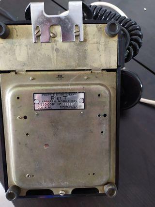 telefono antiguo de baquelita