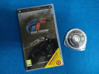 Psp - Gran Turismo