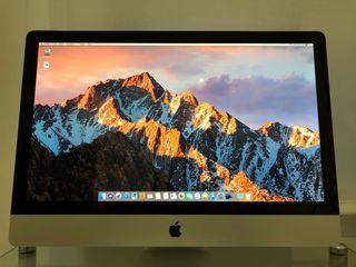 """iMac 27"""" i7 3,4 ghz del 2011"""