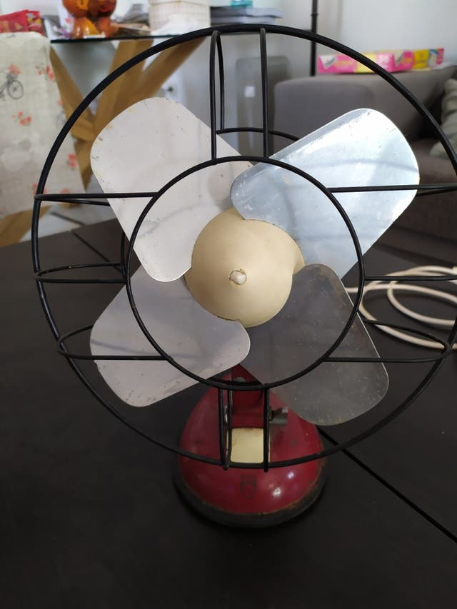 ventilador vintage philips