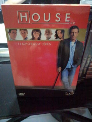 temporada 3 completa house