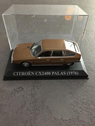 Citroën Cx Palas 2400 1/43 Altaya