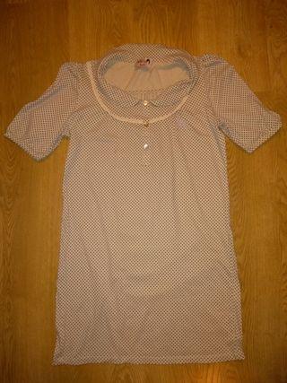 Vestido lunares Dolores promesas T. L