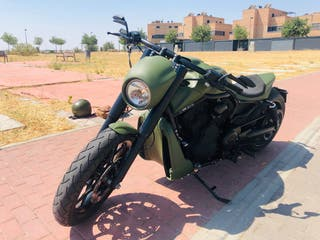 Harley Davidson VROD 2019 VRSC Custom XA #300 rear