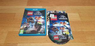 Lego Jurassic World para Wii U