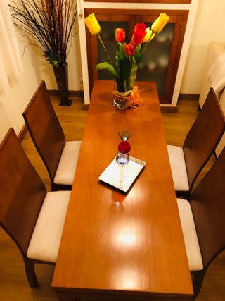 Comedor Mesa La Segunda Mano Santa Sillas De En Provincia Con ikXTOPZuw