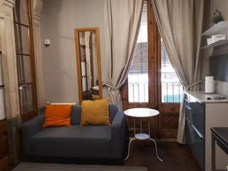 Estudio en alquiler en Sant Pere, Santa Caterina i la Ribera en Barcelona