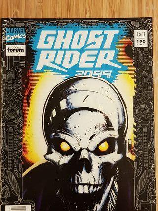 Comics Ghost Rider 2099