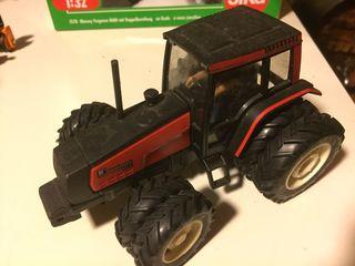 Tractor SISU VALMET 8400 ruedas dobles