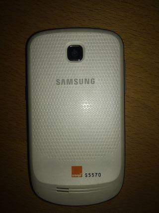 Mobil Samsung Galaxy Mini S5570