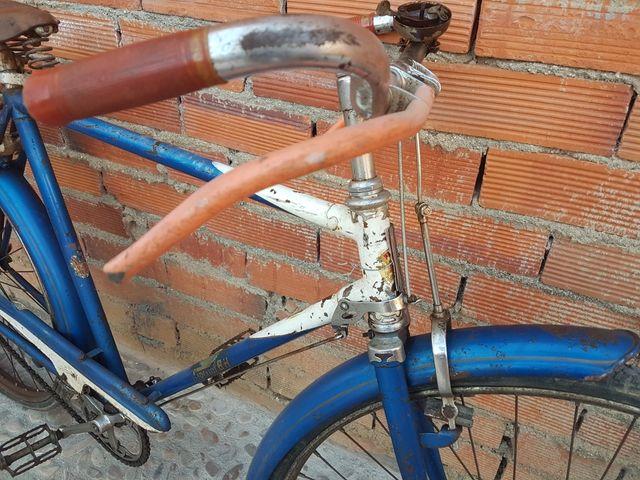 bicicleta BH edicion especial 1969 antigua