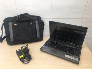 Portátil Acer Aspire 5741