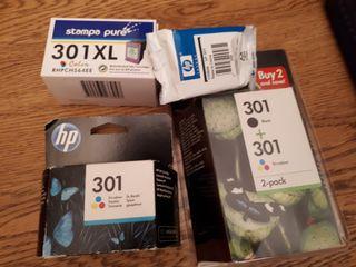 pack tintas hp301