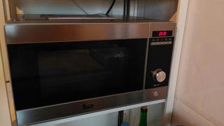 Microondas Teka MWE 230 G INOX VR01 con grill