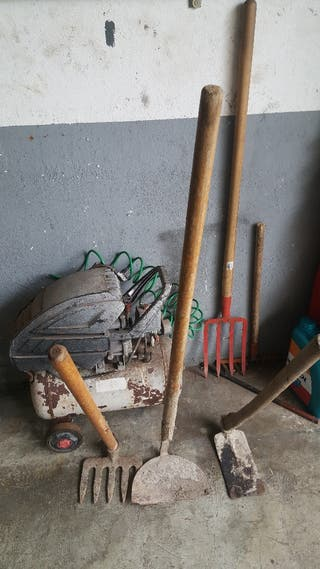 herramientas huerto