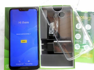 Motorola G7 Power 2019 , 4/64Gb