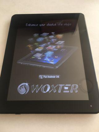 "WOXTER TABLET 97 IPS DUAL (9.7"") 16 GB"